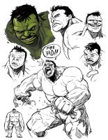 Hulk-sketch-02 by Onikaizer