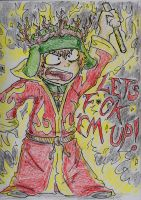SP - Kyle the High Jew Elf by Hukkis