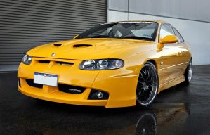 VY HSV GTO Coupe by RaynePhotography