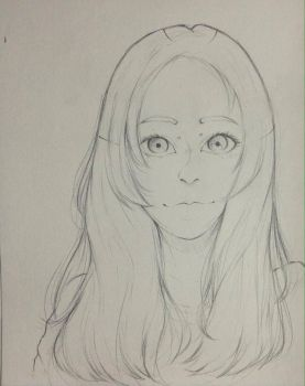 a quick sketch. by lexasketches