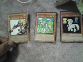 Altered yugioh cards by ermacisback