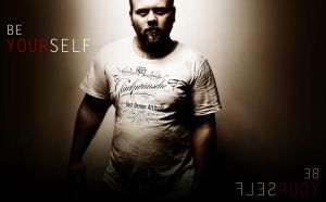 Be yourself by Melihvatansever