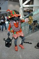 Twilight Skull Kid of Comikaze 2012 by SoraSkater