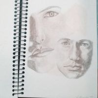Mulder and Scully by ShipperTrish
