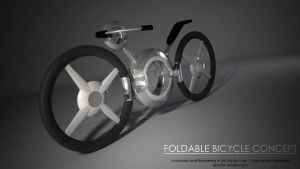 BICYCLE CONCEPT by x--Cherubeam--x