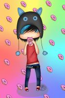 DONUT FTW by WTFmoments