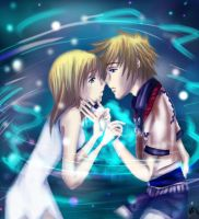KH2: you are my sanctuary by angeLEE