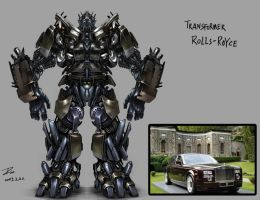 transformer RR by Dio-Dong