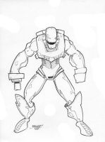 ROM dude by rantz