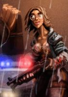 Edict City Police by MightyMoose