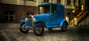 1922 Ford Model T by TheImNobody
