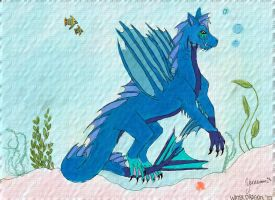 Water Dragon 2010 by Yoenamon