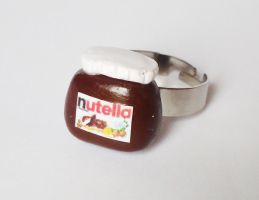 NUTELLA - ring by FrozenNote