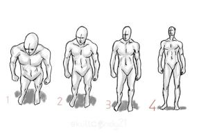 Male Perspective Ref Front by ImGaarasNinja