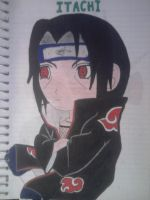 Itachi by nick511