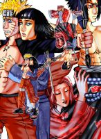 Naruto: Eternal Rivals by ecelsiore