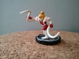 Early Omega Red Heroclix by avatarswish