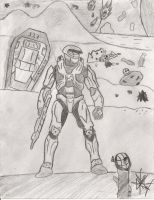 Master Chief by Jumper02