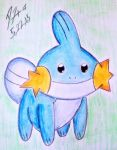 Mudkip by A7xCaramel