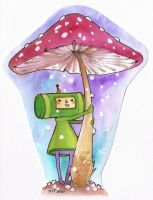 Mushrooms are great by TashinaJacob