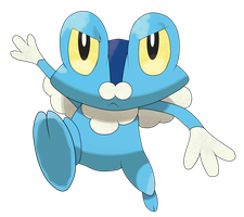 Froakie by TheAngryAron