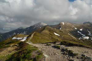 the Tatras '12 - trzydniowianski wierch by Ecaterina13