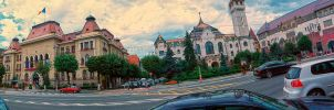 HDR Romania Panorama by jdesigns79