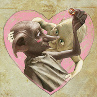 Dobby Gollum by Mar-ER