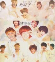 keep runnin SHINee by super-game