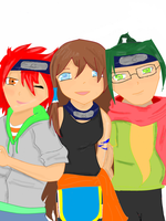 team 15 finished by reallyspecialgirl