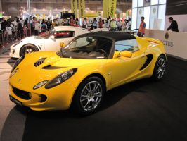 Lotus Elise GTS for XJK by toyonda
