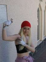 Winry Rockbell by Minorea
