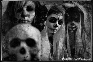 Day of the Dead by ManikLacheln