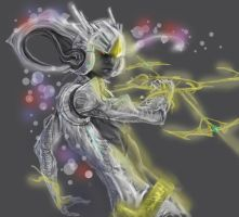 Arceus by ArikaTwins