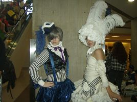 NYAF09-Ciel and Doll by HINAYUUice
