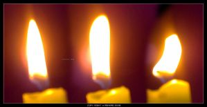 candle by ashwaaag