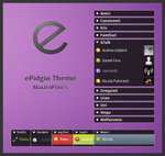 ePidgin Theme by MastroPino