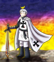 Kiriban Prize: Prussia by fiori-party