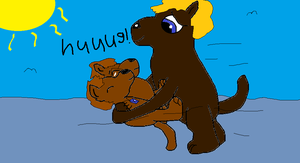 Big otter bro will always be there for you. by thetrans4master