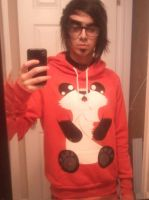 My Kitsune Sweater. :3 by DanteCrestfallen