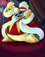 Dedede the champion by Evanatt