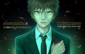 Danganronpa3-Naegi Makoto: Realize your wish by qqcworld