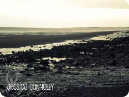 Beach, Cumbria by JACPhotography