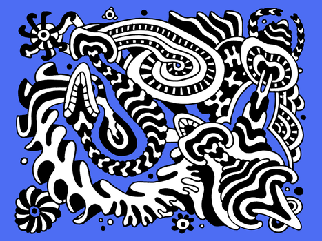 Doodle January 5th 2010 by cargill