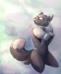 [c] In The Clouds by Jackalloops