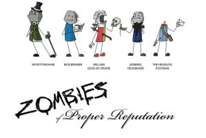 Zombies of Proper Reputation by Forb-T