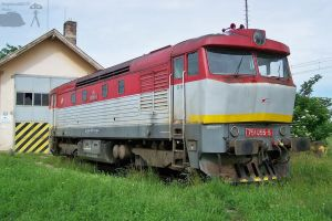 751 055-5 'Bardotka' in Komarno by morpheus880223