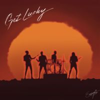 Get Lucky Single Artwork Recreation by MG623