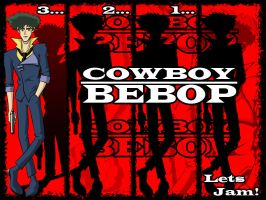 Cowboy Bebop Spike wallpaper by ajb3art