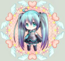 chibi miku by the-chocoholic-girl